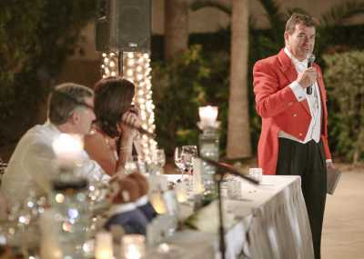 The Professional Toastmaster Listing