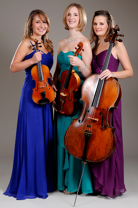 Flower Trio Classical Corporate Musicians For Hire