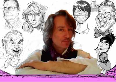 Caricaturists For Hire Entertainment Nation