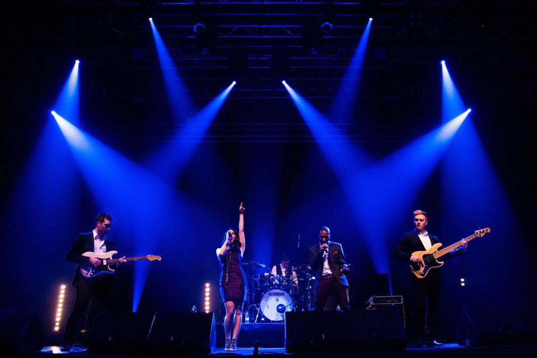 Jump Professional Wedding Band 5 Piece For Hire