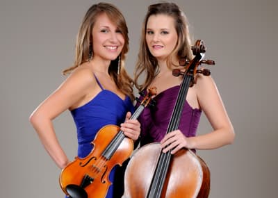 Flower Duet London Based String Musicians
