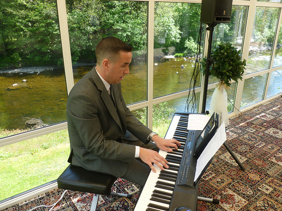 James B Piano Corporate Entertainment