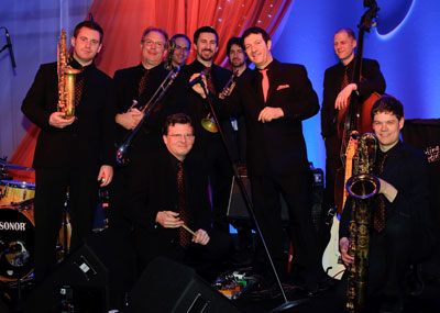 Stellar Swing 5-9 Piece Swing Band