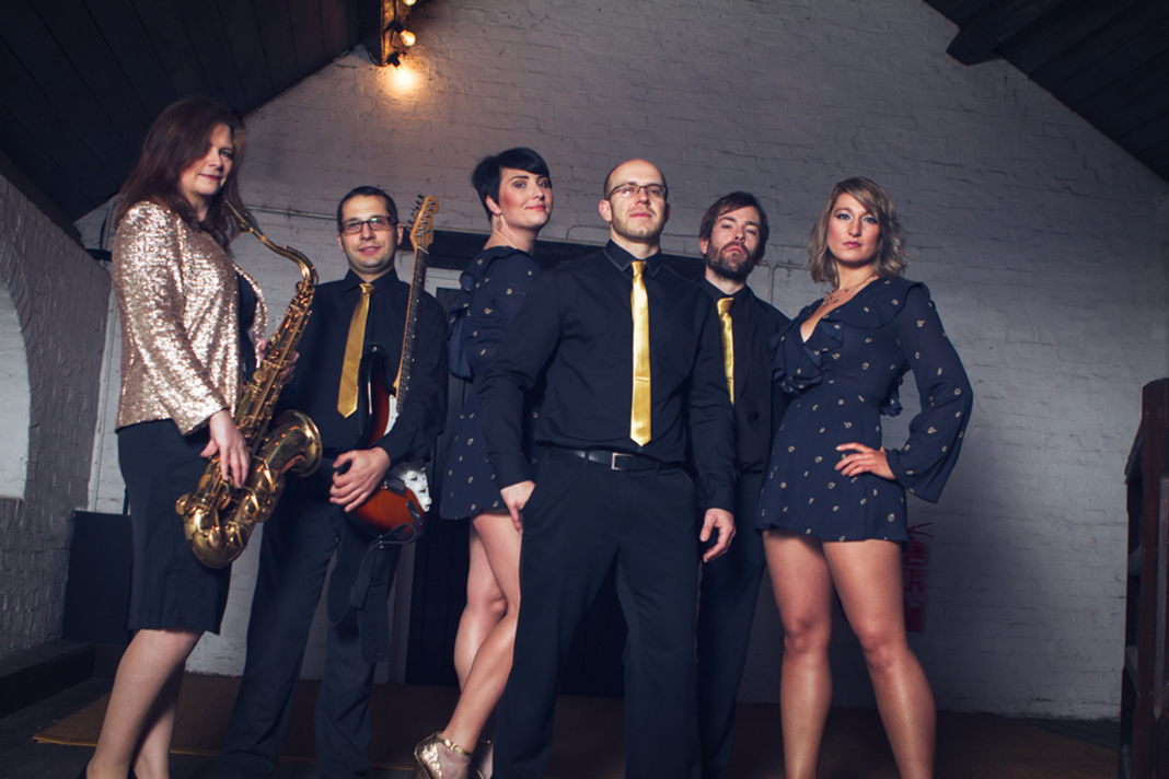 Royal Jelly Soul Disco Funk Function Band For Hire
