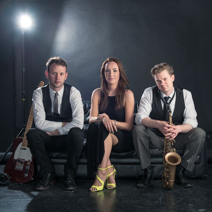 Get Lucky Band With Saxophone For Weddings