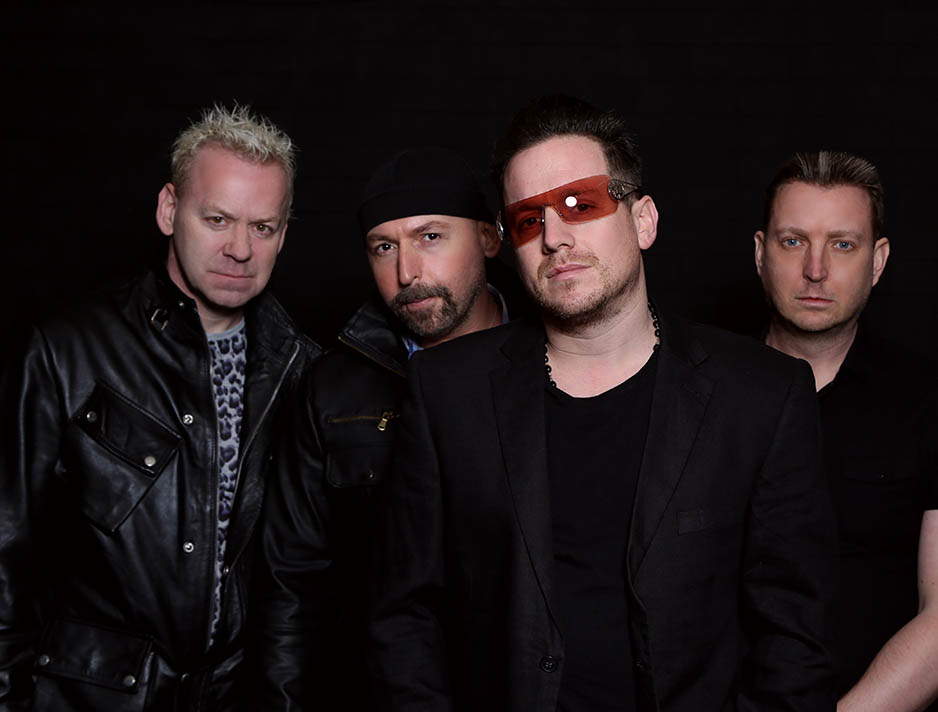 U2 Tribute Band South Yorkshire