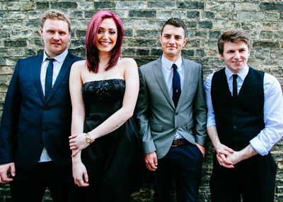 Blue Moon Quartet Jazz Band For Hire