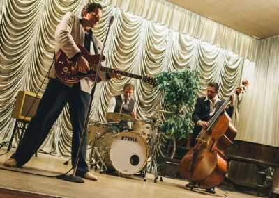 The Platonics 50's Band