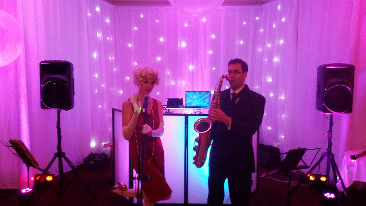 Vintarge Musicians For Events