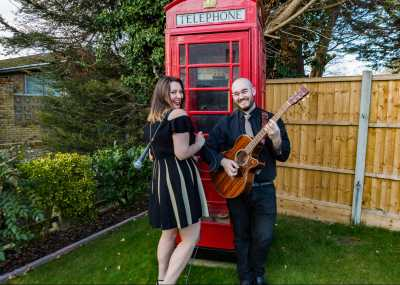 Duplicity Stunning Wedding Duo Hire