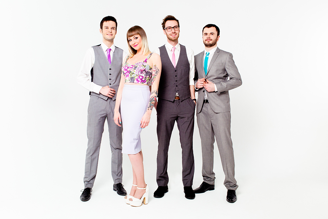 The Kicks Wedding Band Female Vocalist