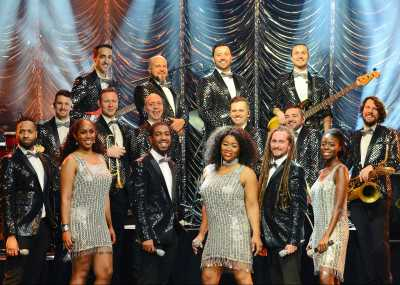 Prestige Top Class London Event Band