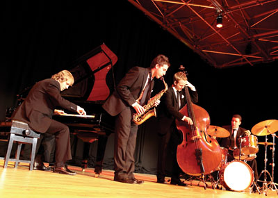 Coolcats Jazz Quartet For Hire