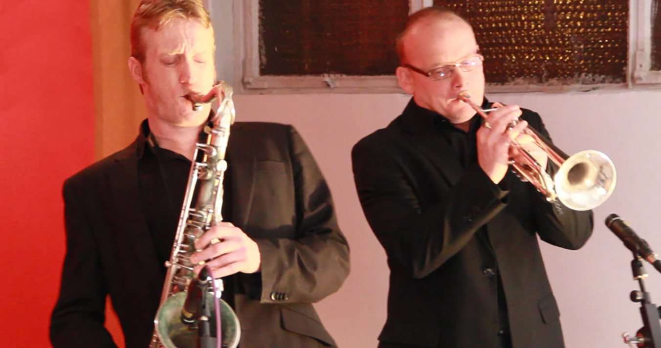 The Back Beats Live Horn Section Wedding Band