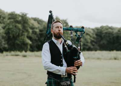 Elite Bagpipes Listing