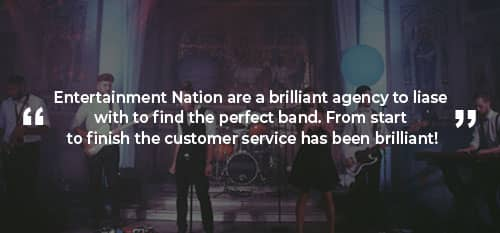 Review of a Function Band Greater London
