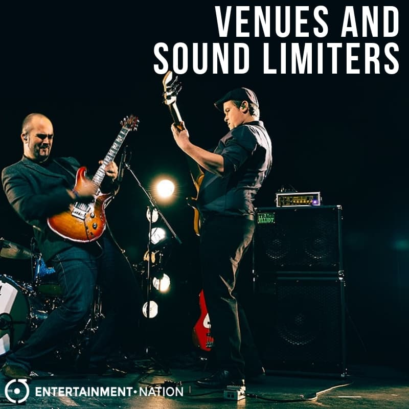 Venues and Sound Limiters