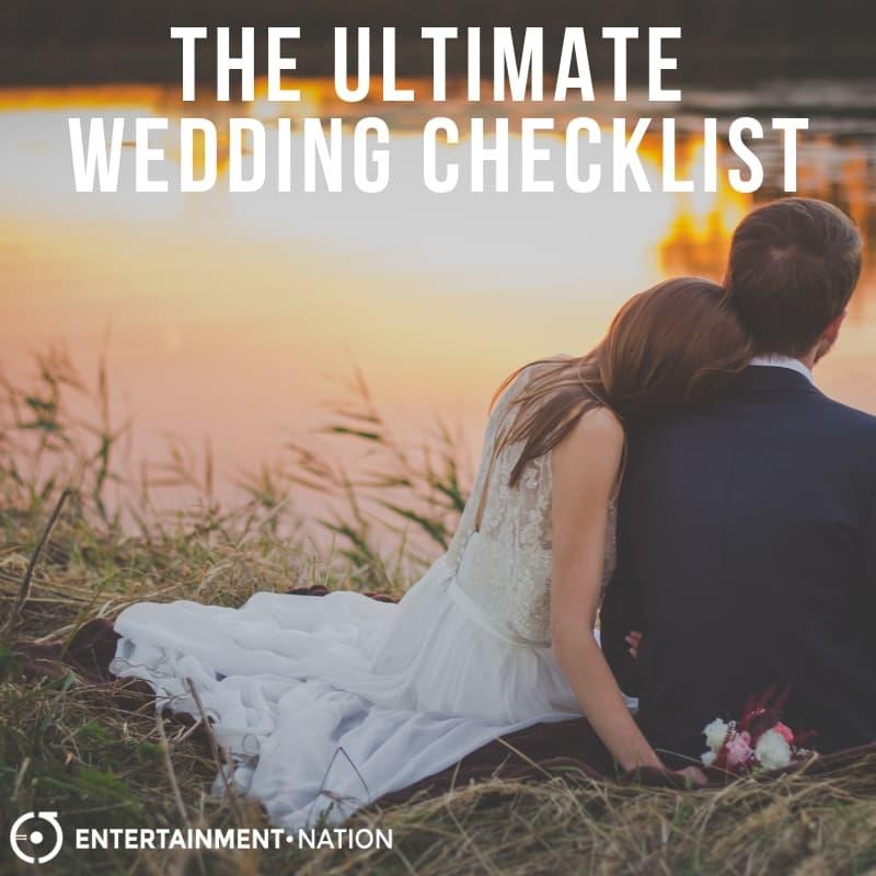 The Ultimate Wedding Checklist
