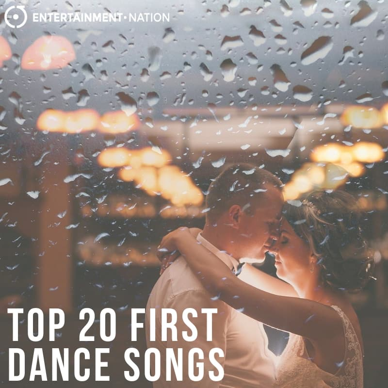 Top 20 First Dance Songs You've Never Thought Of