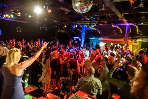 Phat Beats Full Dance Floor