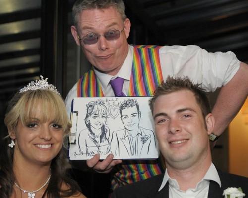speedy-steve-wedding-caricaturist-for-hire-nationwide