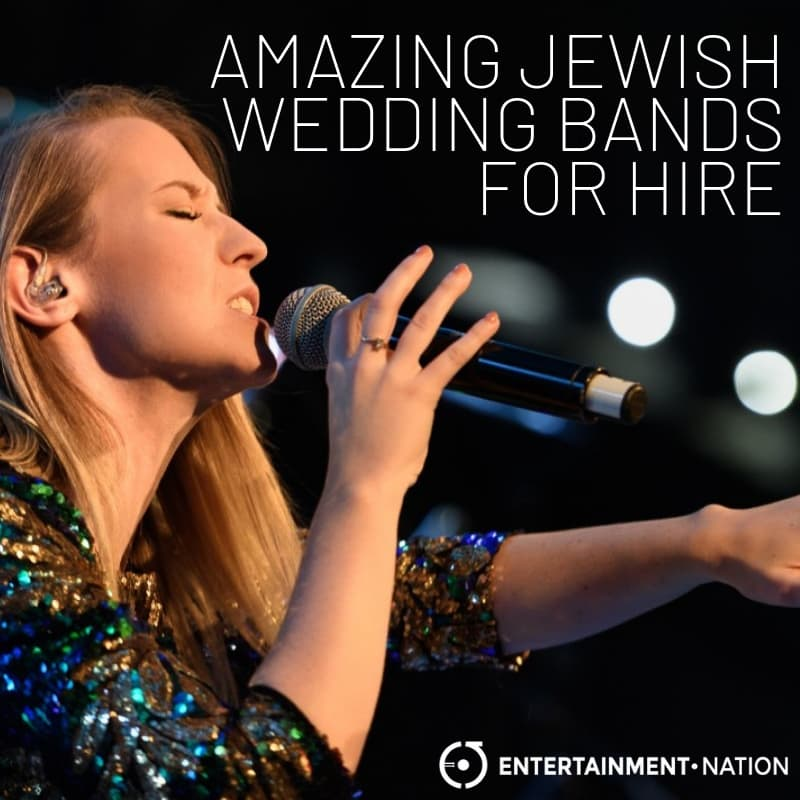Amazing Jewish Wedding Bands For Hire | Entertainment Nation