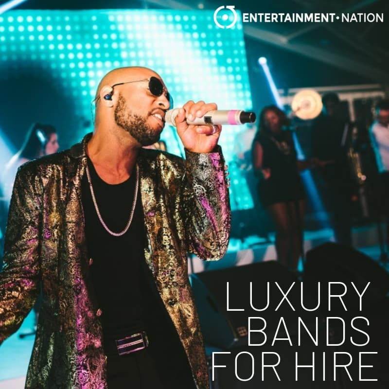 Luxury Bands For Hire