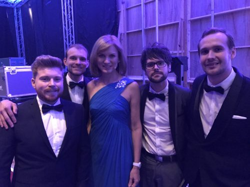 Dance Floor Fillers and Fiona Bruce