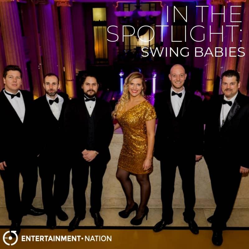 Swing Babies In The Spotlight