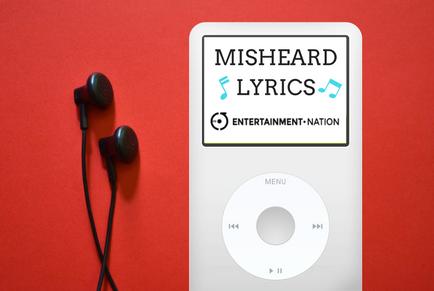 Misheard Lyrics Blog