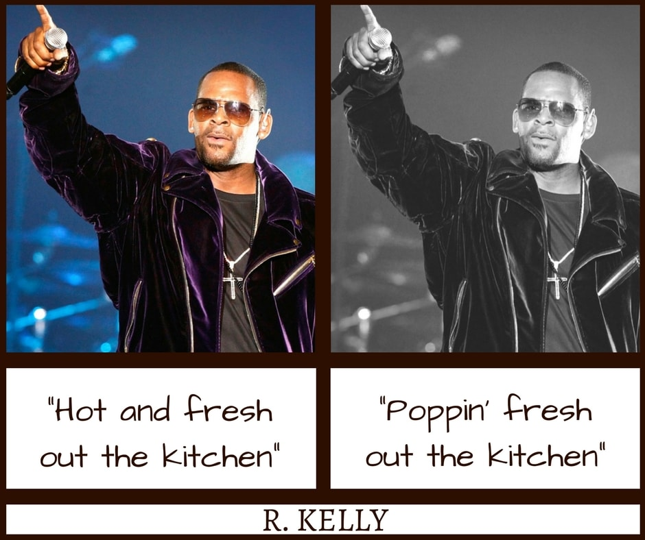 R.Kelly Ignition Remix Misheard Lyrics