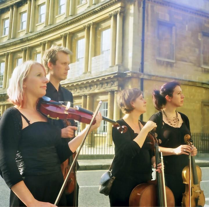 Melody String Quartet For Wedding