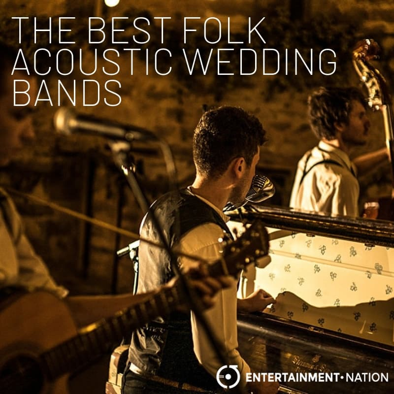 The Best Acoustic Wedding Bands