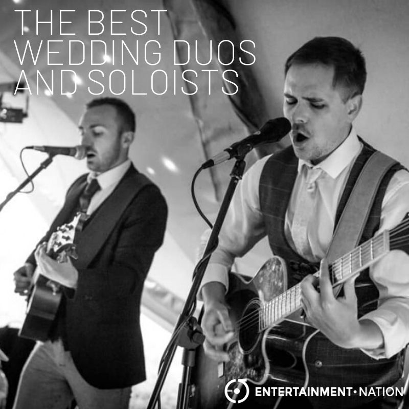 The Best Wedding Duos and Soloists