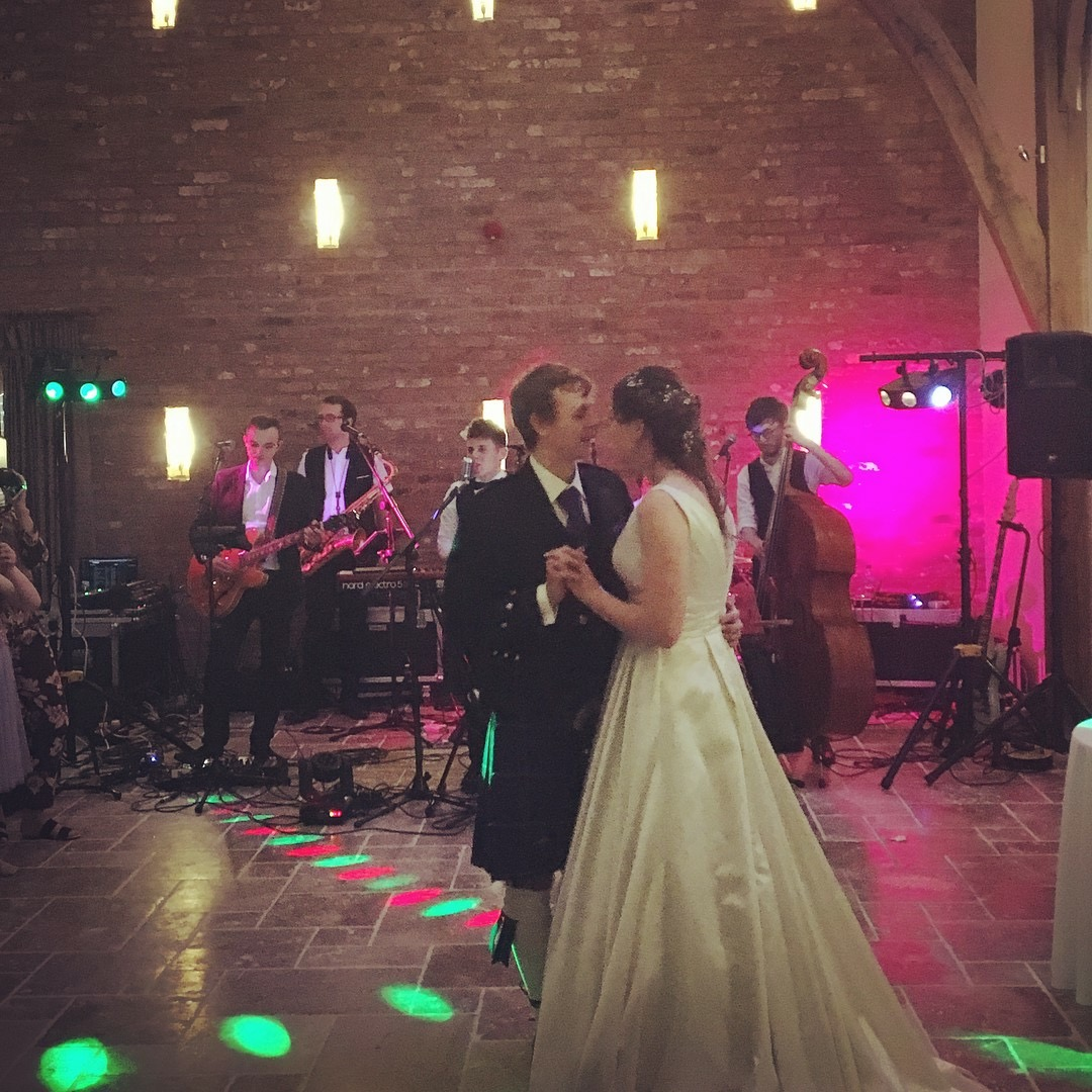 Wandering Wings First Dance