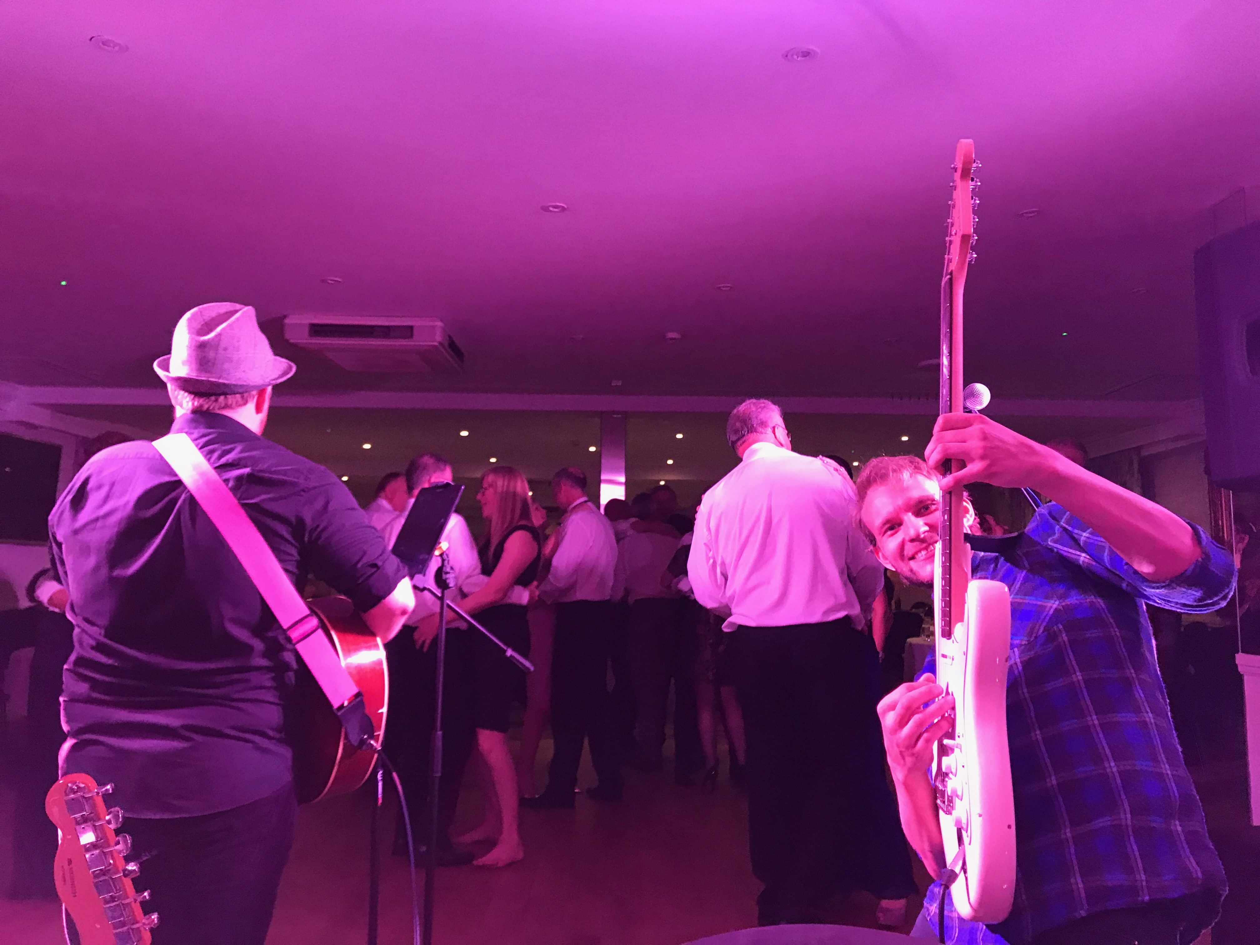 Live Musicians For Party