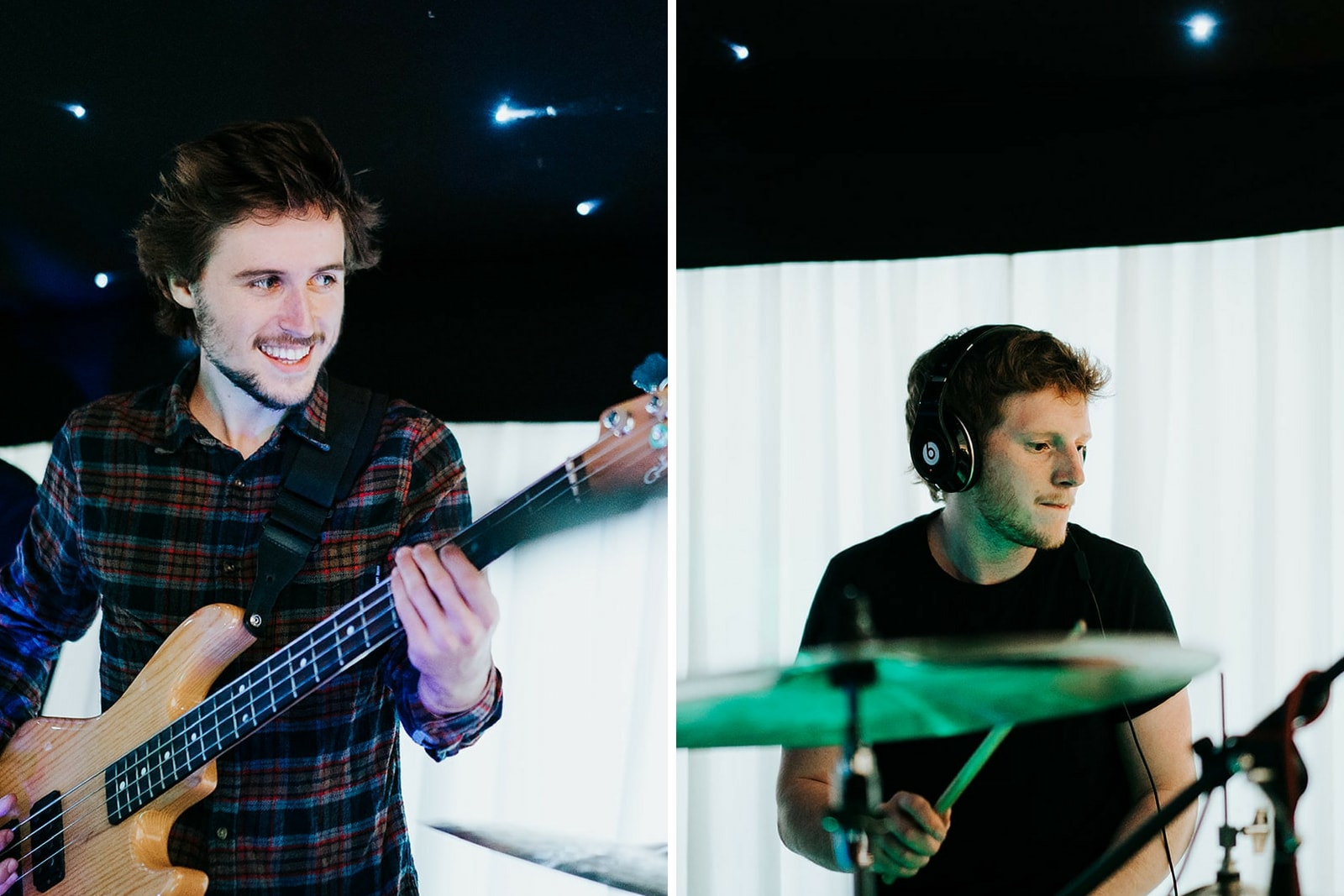Rewind Bass and Drums