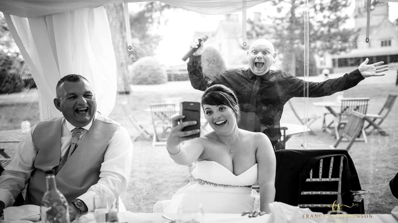 Wedding Singing Waiters