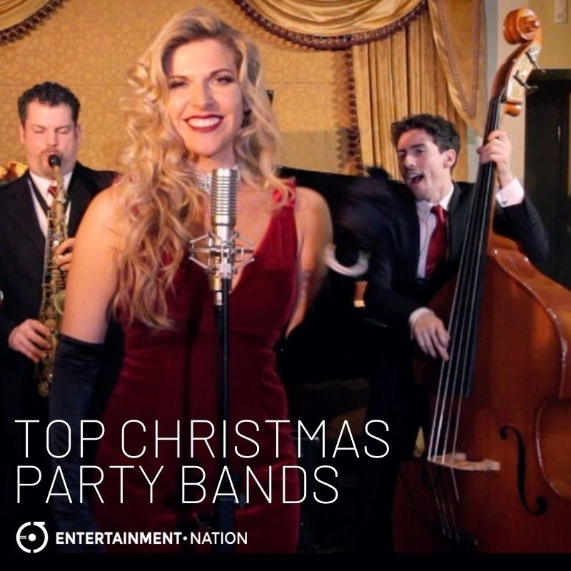 Top Christmas Party Band Ideas