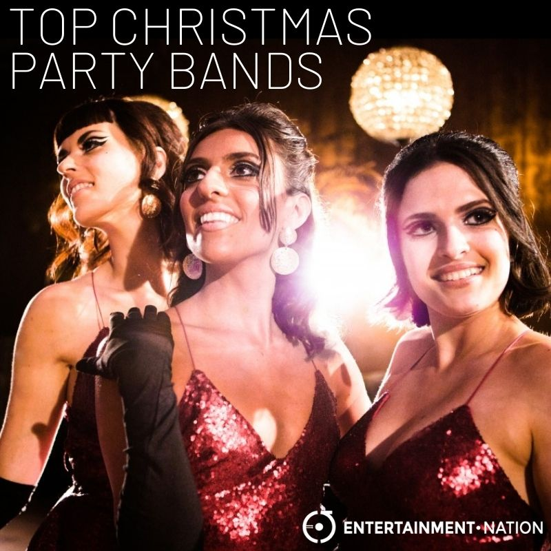 Top Christmas Party Bands