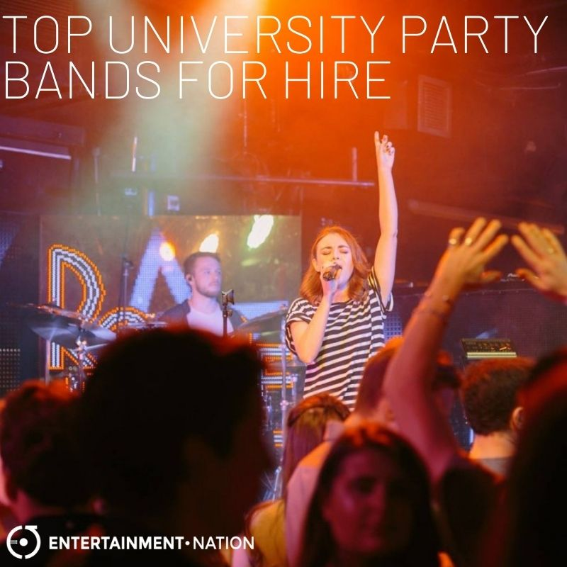 Top University Party Bands
