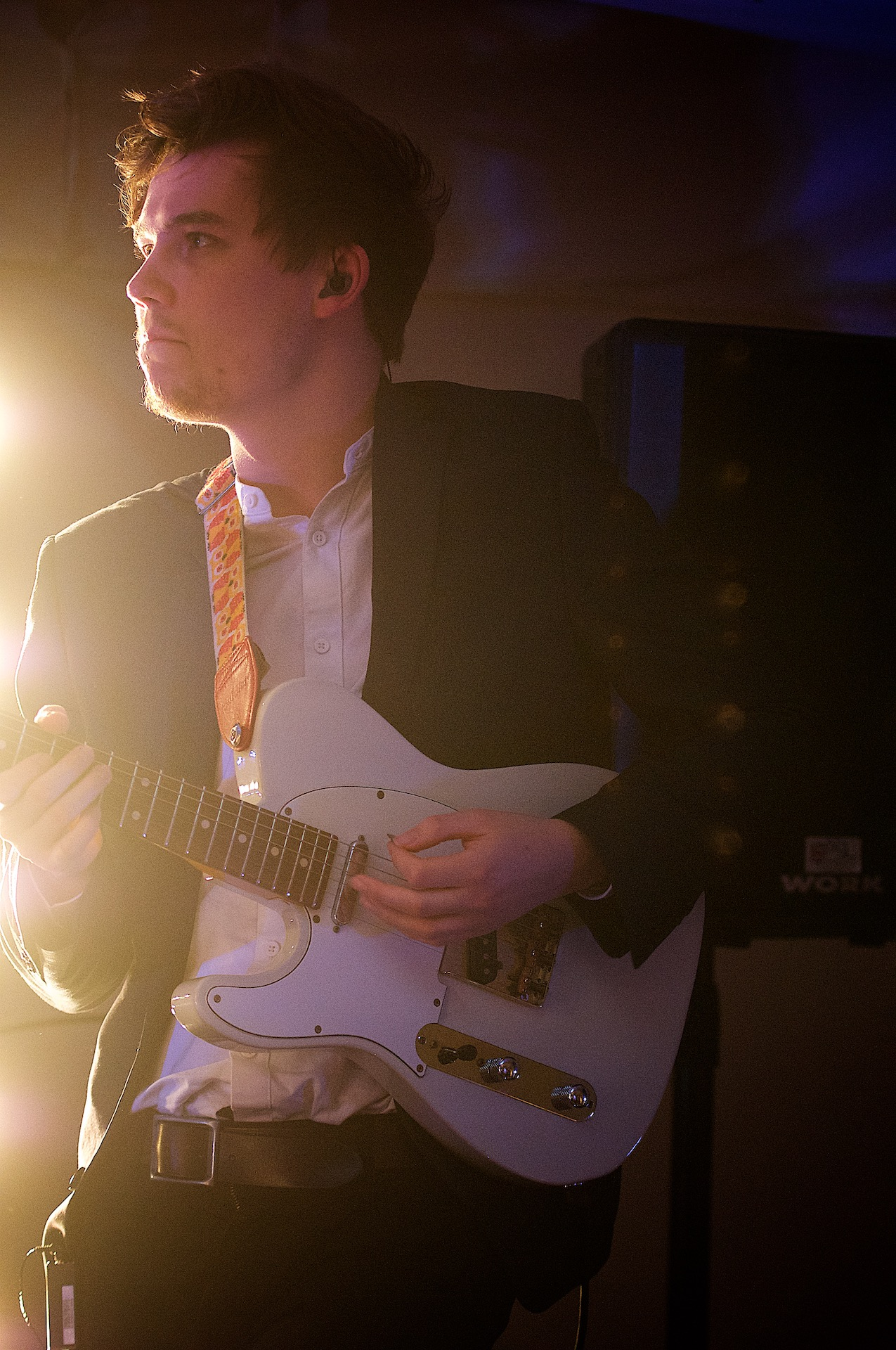 Wedding Band Guitarist
