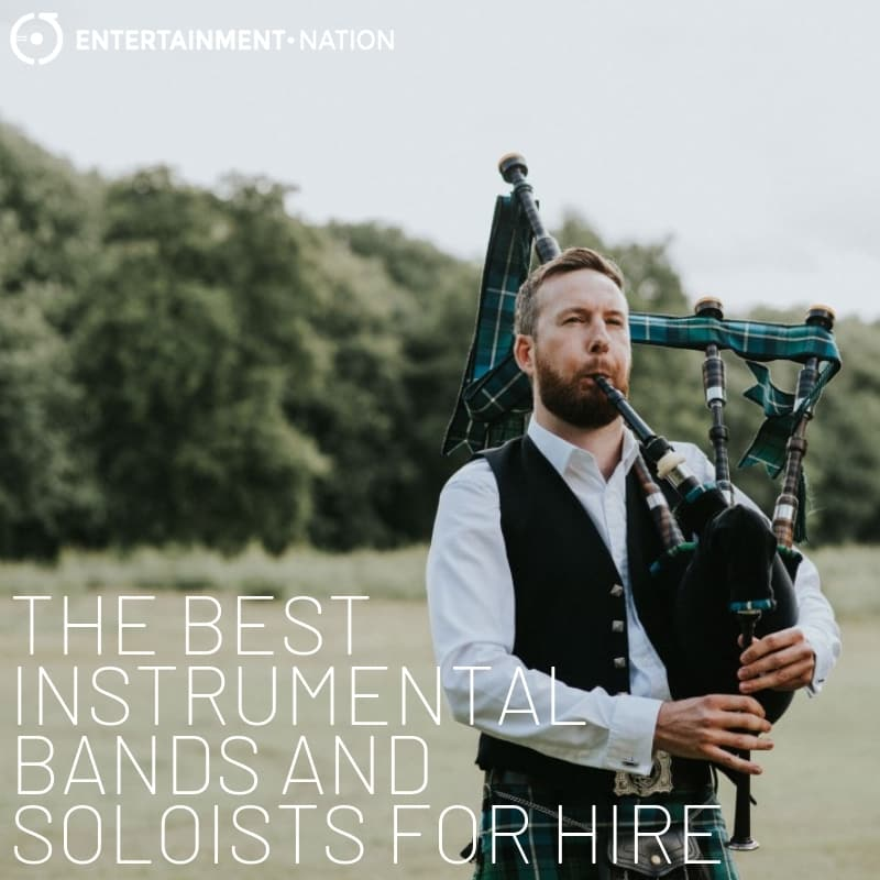 Best Instrumental Bands and Soloists
