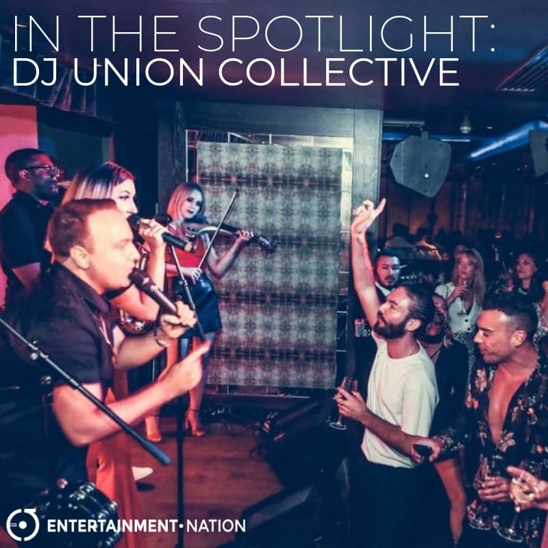 DJ Union Collective In The Spotlight