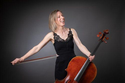 Stella Strings Cellist