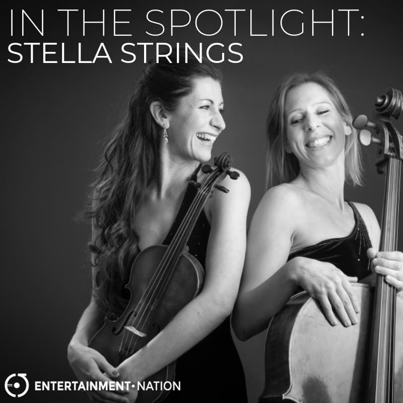 Stella Strings In The Spotlight