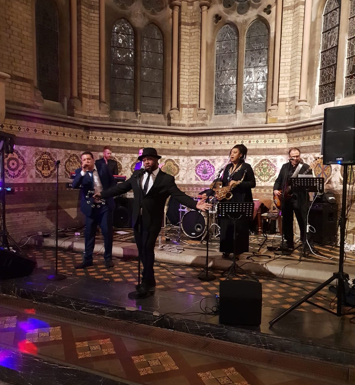 Funk Soul Unlimited Live Wedding Musicians