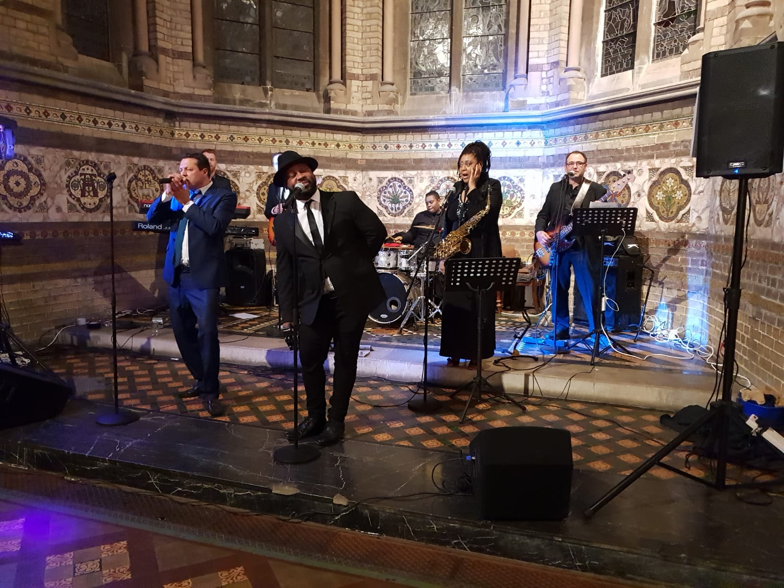 Funk Soul Unlimited Party Band