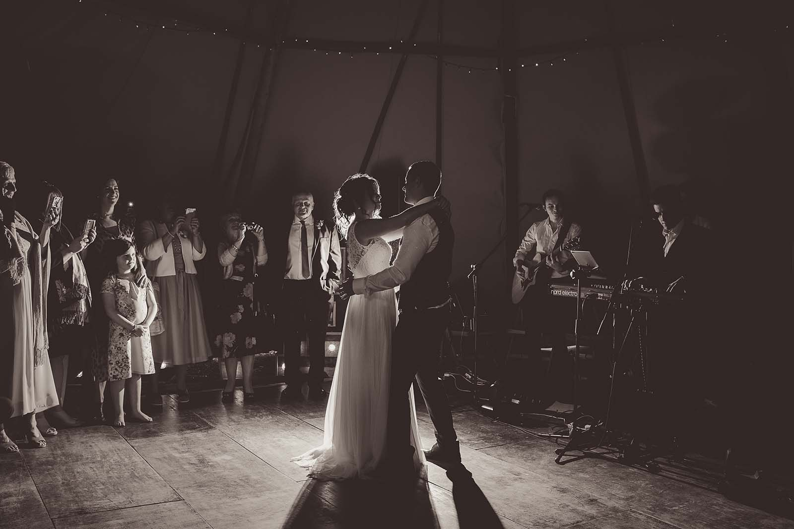 Sophie and Matt's First Dance