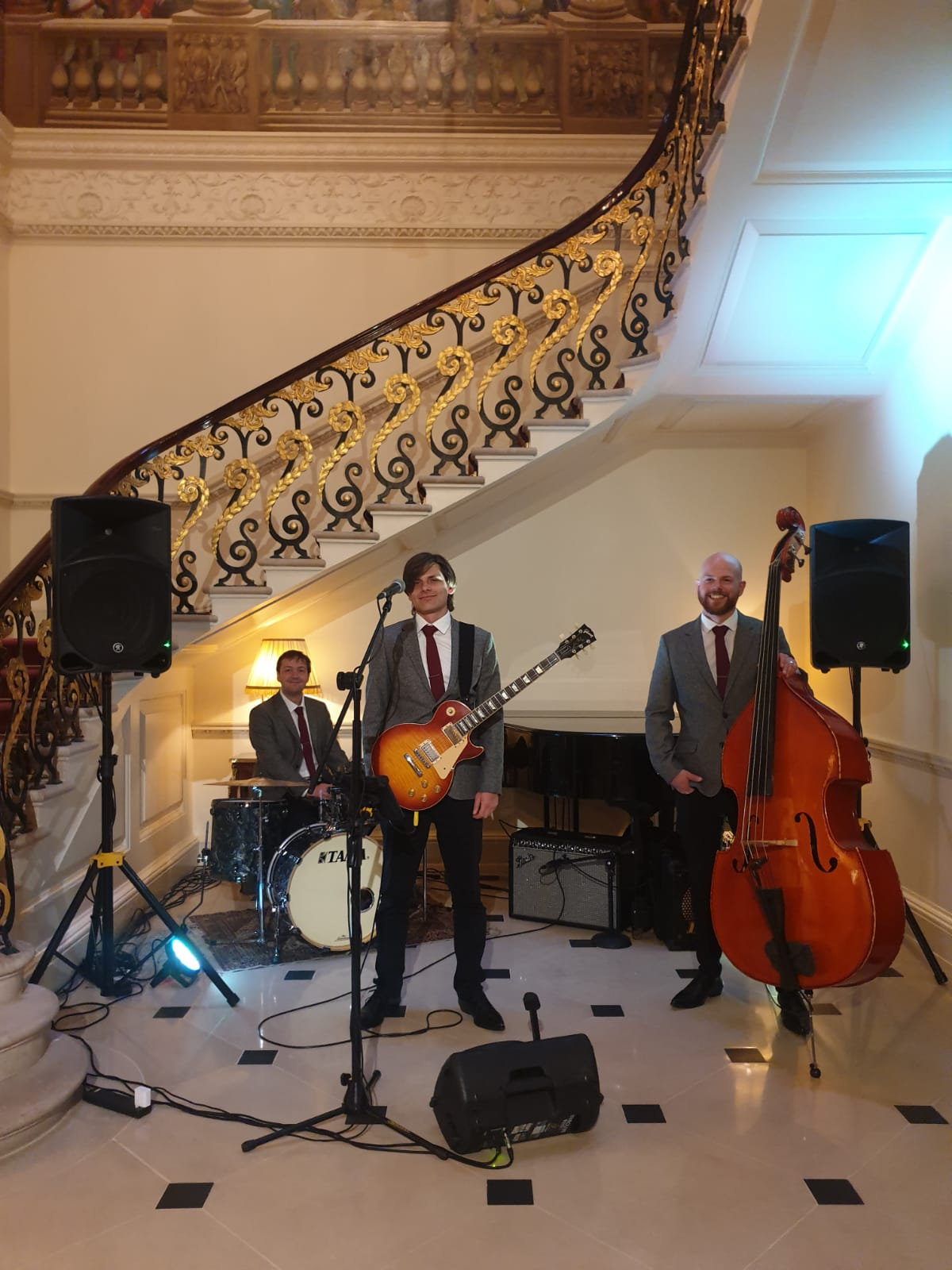 Live Band The Brogues Trio